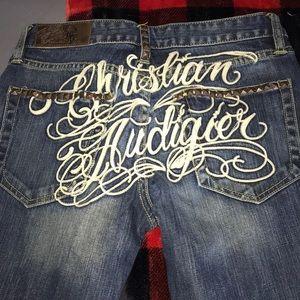 Christian audigier jeans